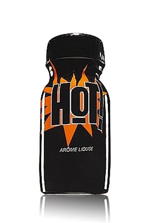 Poppers Hot - Poppers Hot 13 ml : cet arôme ultra puissant va vous mettre dans tous vos états ! Euphorie, sensations démultipliés, aucune limite. Vous êtes HOT avec ce poppers et prêt à tous les délires sexuels !
