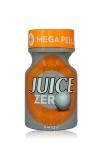 Poppers Juice Zero 9 ml - Mélange d'isopentyle et isopropyle nitrite, le poppers Jungle Juice Zero est un hybride au pouvoir euphorisant explosif. En plus sa bille protectrice Mega Pellet le conserve pur plus longtemps.