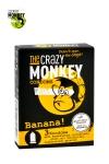 3 Préservatifs Aromatisés Banane Crazy Monkey - 3 préservatifs banane, 18 x 5,2 cm, forme cylindrique. Un préservatif en caoutchouc fin et lisse, avec réservoir. Idéal pour les amateurs de banane et de pipe. Fabrication allemande et testé électroniquement.
