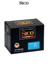 50 Préservatifs Retardants Sico Marathon - 50 préservatifs de 18 x 5,2 cm enduits de benzocaine à 5%. Retardez le moment ou vous éjaculez, devenez un étalon endurant et prenez plus de plaisir à deux. Fabrication en Allemagne par Sico, ces capotes retardantes sont d'une qualité haut de gamme.