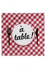 Préservatif A Table Humoristique - Fabriqué en France par Callvin, le Préservatif A Table vous invite à consommer chaud. Largeur du préservatif 5,3 cm +- 0,2cm, conforme à la norme NF ISO 4074 et CE. Fabriqué en latex.