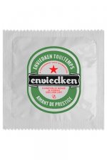 Préservatif humour - Enviedken : Préservatif Enviedken,  un préservatif personnalisé humoristique de qualité, fabriqué en France, marque Callvin.
